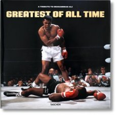 "Muhammad Ali TASCHEN celebrates the sportsman of the century with ""the greatest"" Muhammad Ali book"